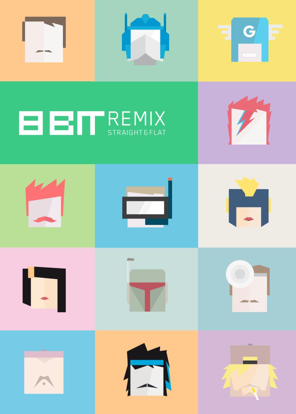 8bit_remix_collection